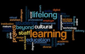 Lifelong Learning Wordle (Colville, 2014)
